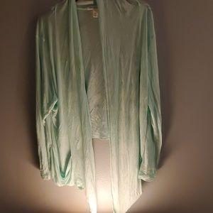 Aqua thin cardigan